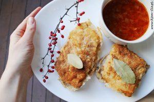 Ryba w zalewie ostowo-pomidorowej