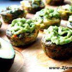 Jajeczne muffinki
