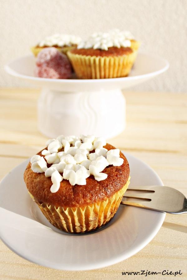 Jogurtowa muffinka