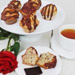 Najlepsze muffinki z bananów - bardzo szybkie i bez miksera