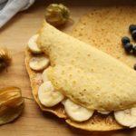 Naleśniki z mąki kukurydzianej