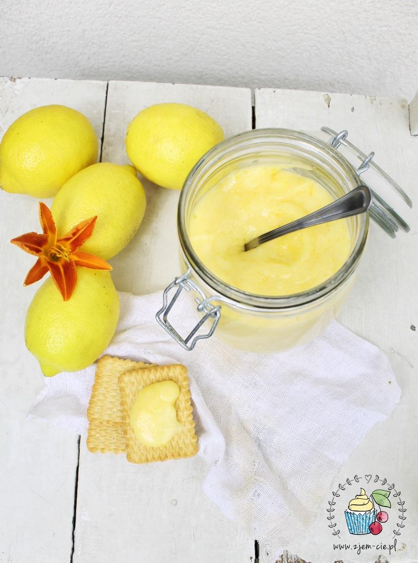 Lemon Curd klasyczny